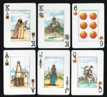 Expo '92 Spain Collectible Non-standard playing cards